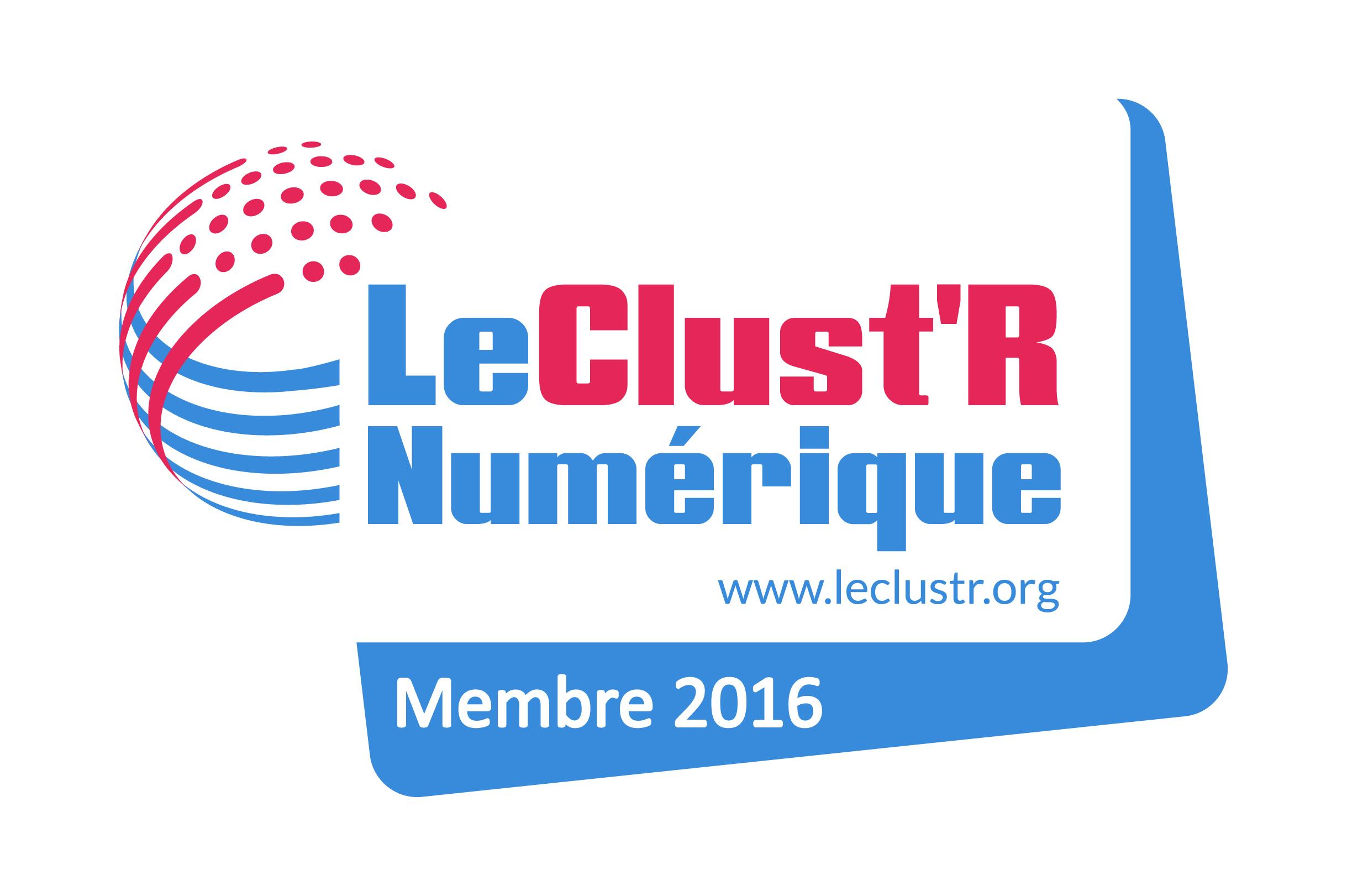 ClustR Numerique - Member 2016